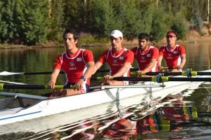 Rodrigo Muñoz, Felipe Oyarzún, Nélson Martínez, Fabian Oyarzún