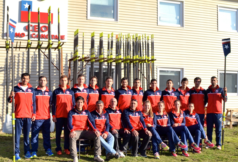 Equipo Nacional – JJPP Toronto 2015