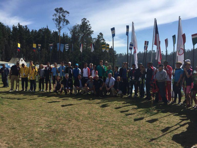 Resultados Campeonato Sudamericano Junior y Sub23 Viernes 20 de Abril