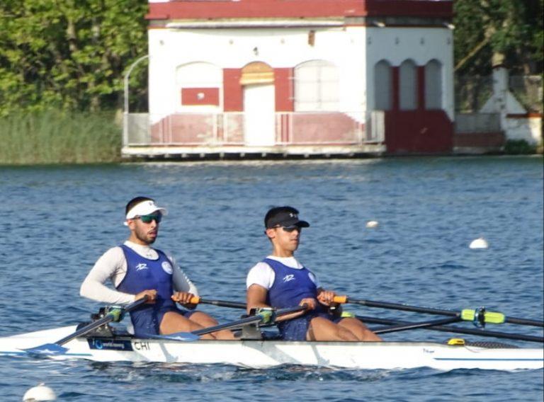 Chile tiene 3 botes en competencia en el Campeonato Mundial de Plovdiv Bulgaria.