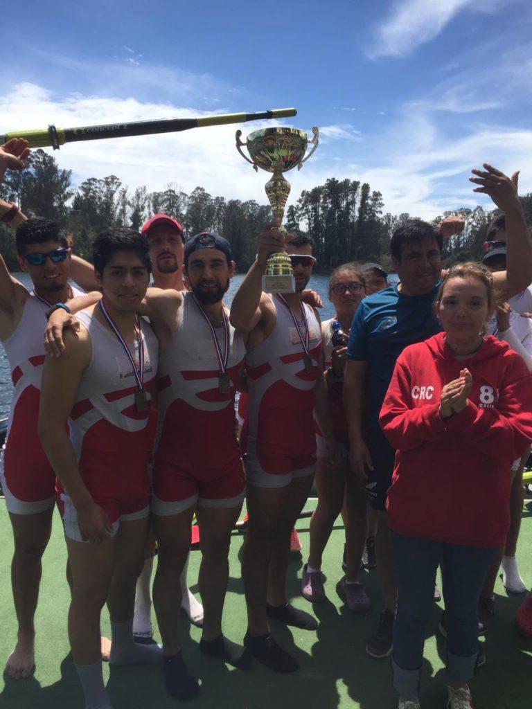 Centenario quedo como el gran ganador del Campeonato Nacional en Valparaíso
