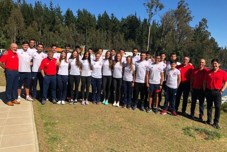 Selección Nacional de Remo buscará clasificación al Panamericano Lima 2019