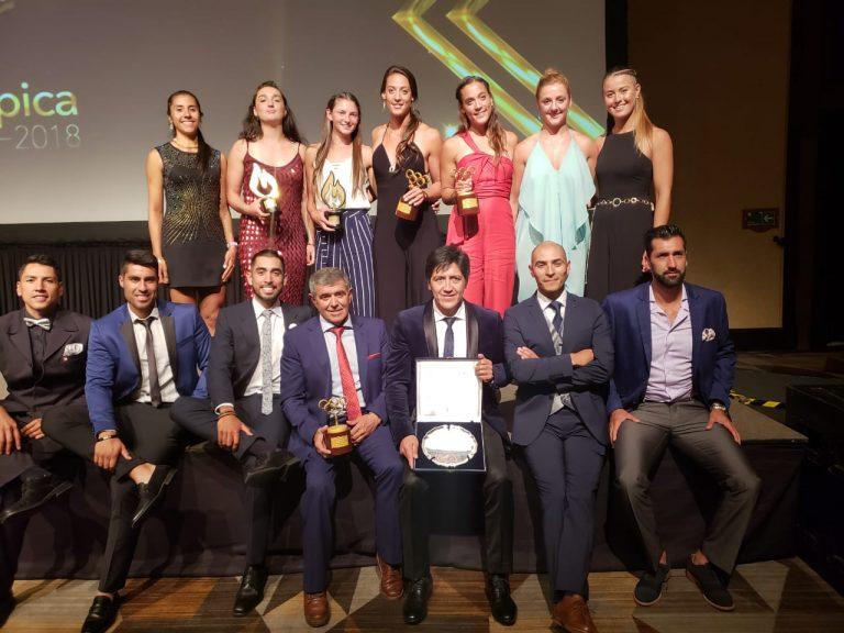 El Remo destaca en la Gala Olímpica 2018