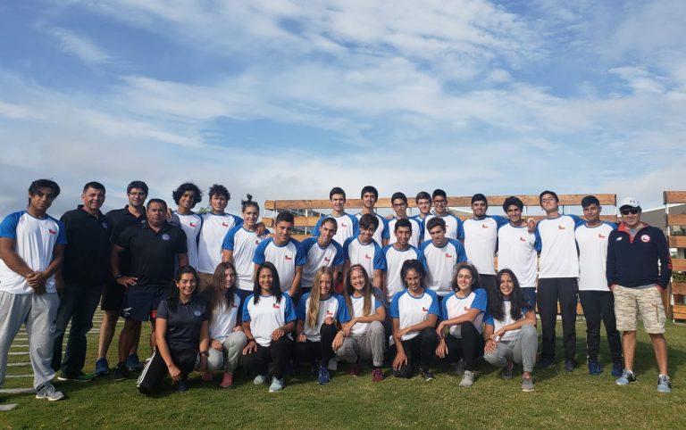 Nacionales ya en Buenos Aires para participar en la Copa America 2019