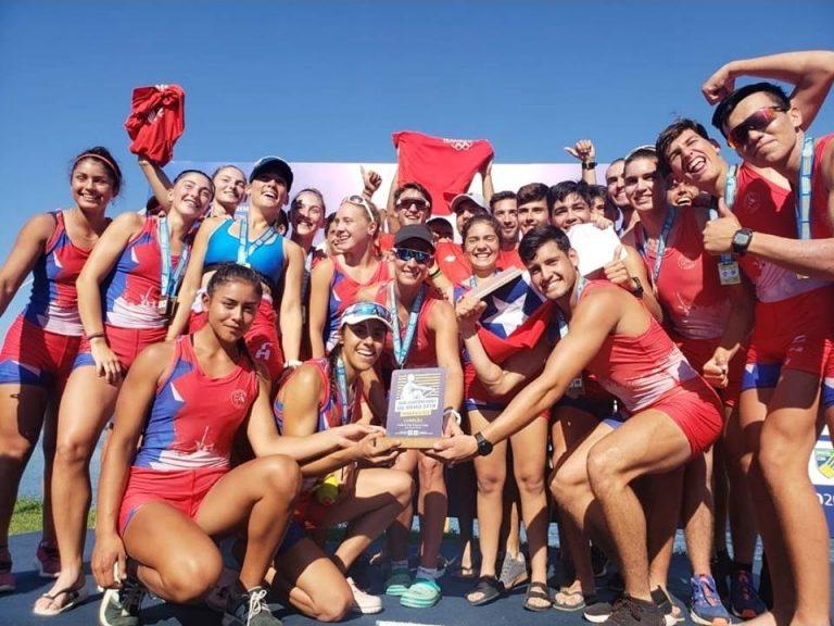 Selección Chilena se queda con el Campeonato en Río de Janeiro