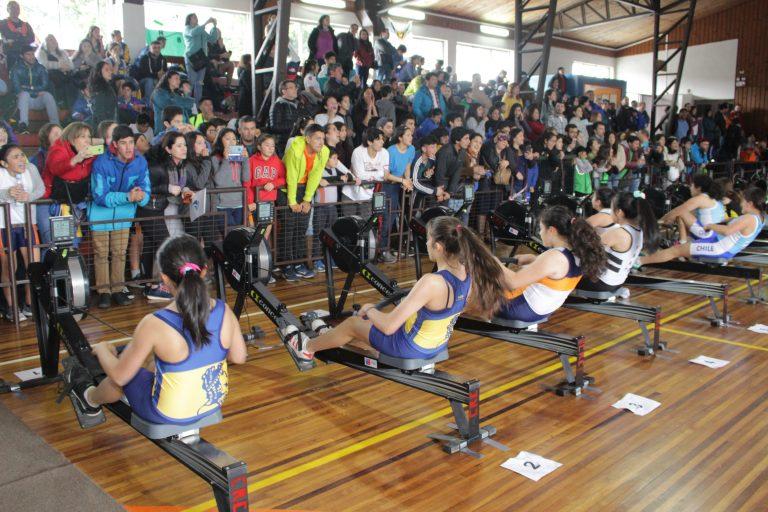 Más de 500 Deportistas dijeron presente en tercer nacional de remo Ergómetro
