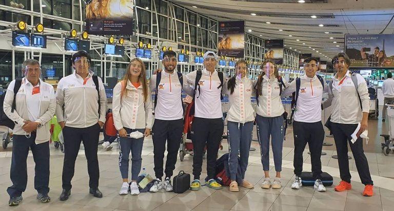 Seleccionados nacionales viajan a Rio de Janeiro, Brasil, en busca del sueño Olímpico
