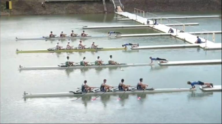 [VIDEO] Revive la regata donde clasificó el 4XM a la Semifinal A/B en el Mundial Sub23