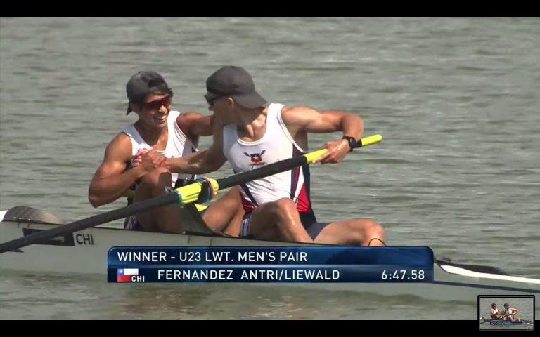 [VIDEO] Revive la regata donde el 2-LM conquisto el Oro en el Mundial Sub23